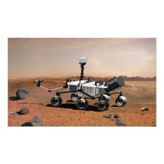 Mars Science Laboratory 2 Photo Print