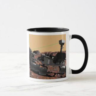Mars Science Laboratory 3 Mug