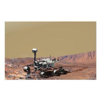Mars Science Laboratory 3 Photo Print