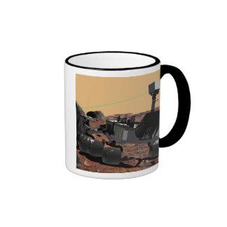 Mars Science Laboratory 3 Ringer Mug