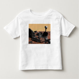Mars Science Laboratory 3 Toddler T-Shirt