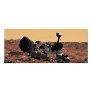 Mars Science Laboratory Photo Print