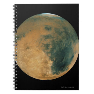 Mars Spiral Note Books