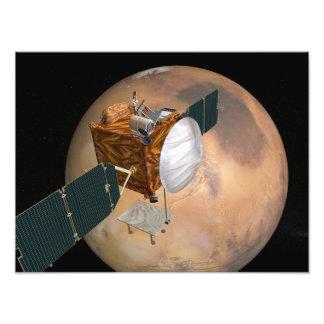 Mars Telecommunications Orbiter Photo