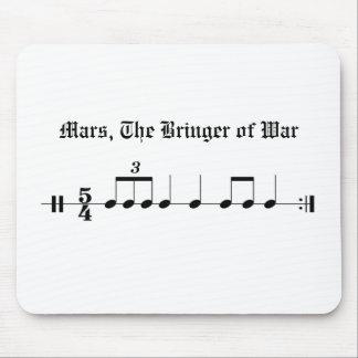 Mars, The Bringer of War Mouse Mat