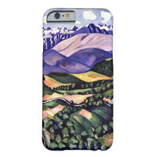 Marsden Hartley - Purple Mountains, Venice Barely There iPhone 6 Case