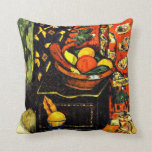 Marsden Hartley - Still Life No. 1 Throw Pillow