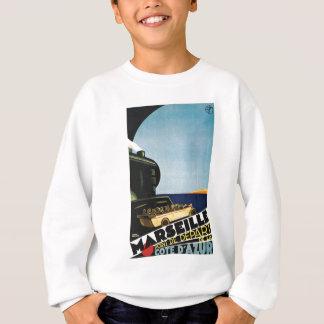 Marseille / Marseille - Cote D Azur France Travel Sweatshirt