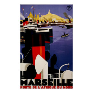 marseille art posters framed artwork. Black Bedroom Furniture Sets. Home Design Ideas