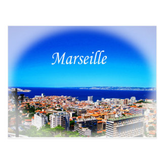 Marseille Postcard