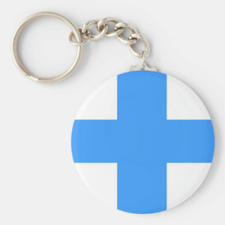 marseille town city flag france country key ring