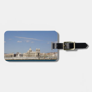 Marseilles, France Bag Tag