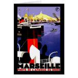 """""""Marseilles, France"""" Vintage Travel"""