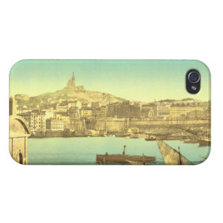 Marseilles Harbour I, France iPhone 4/4S Cover