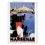 Marseilles Poster Cards