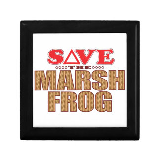 Marsh Frog Save Gift Box