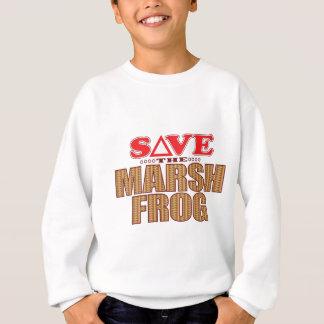 Marsh Frog Save Sweatshirt