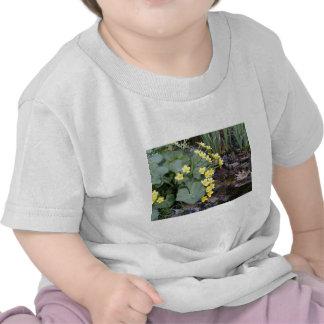 Marsh Marigolds of Bachelder Brook T Shirt