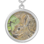 Marsh  Rabbit Necklace