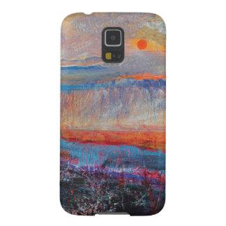 Marsh Sunset 2013 Galaxy S5 Cover
