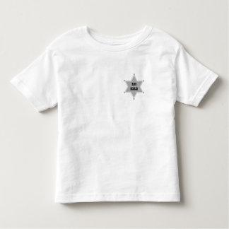Marshal Badge Toddler T-Shirt