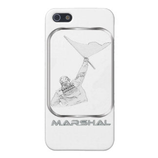"""Marshal"" by Flagman iPhone 5 Cases"