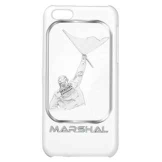 """""""Marshal"""" by Flagman iPhone 5C Covers"""