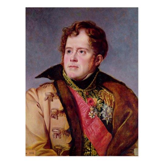 Marshal Michel Ney Duke of Elchingen, c.1804 Postcard