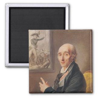 Marshal Pierre Francois Charles Augereau Magnet