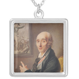 Marshal Pierre Francois Charles Augereau Silver Plated Necklace