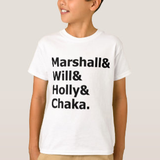 Marshall & Chaka T Shirt