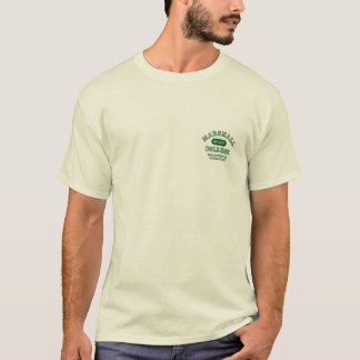 MARSHALL College Staff Tee Double-sided