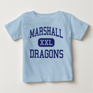 Marshall - Dragons - Junior - Plant City Florida Baby T-Shirt