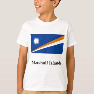 Marshall Islands Flag And Name T-Shirt