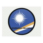 Marshall Islands Roundel quality Flag
