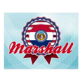 Marshall, MO Postcard