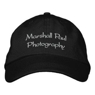 Marshall Paul Peaked Cap Baseball Cap