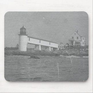 Marshall Point Light Station Mousepads