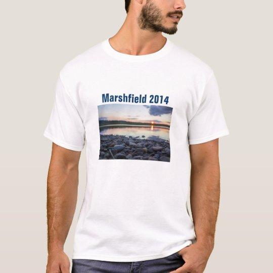 Marshfield Rocks Manly/androgynous T-Shirt