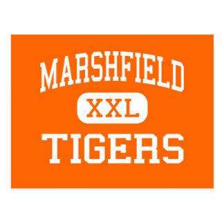 Marshfield - Tigers - Junior - Marshfield Postcard