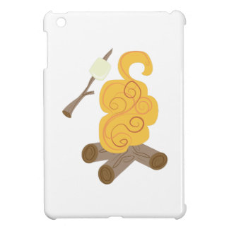 Marshmallow Roast iPad Mini Cases