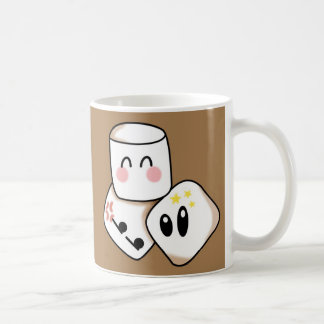 Marshmallows Basic White Mug