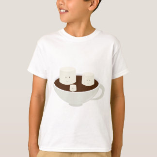 Marshmallows in hot chocolate T-Shirt