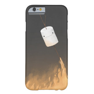Marshmallows on fire barely there iPhone 6 case