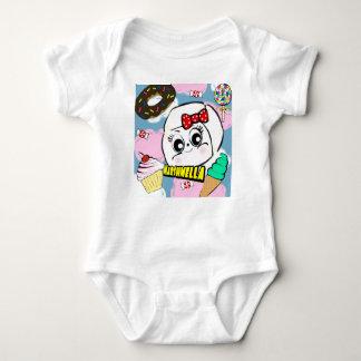 Marshmella Baby Bodysuit