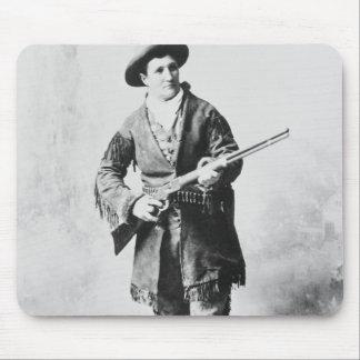 Martha Canary  c.1895 Mouse Pad