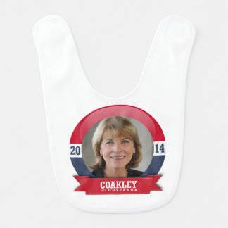 MARTHA COAKLEY CAMPAIGN BIB