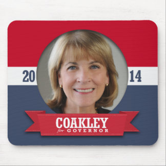 MARTHA COAKLEY CAMPAIGN MOUSE PAD