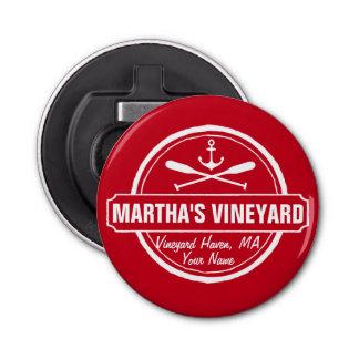 Martha's Vineyard, MA town, name, nautical anchor