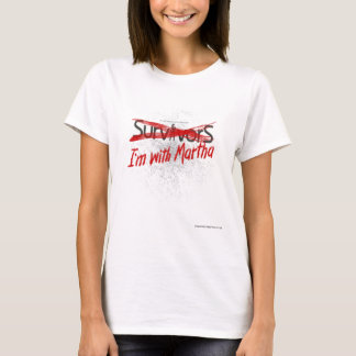 Martha vs Survivors T-Shirt